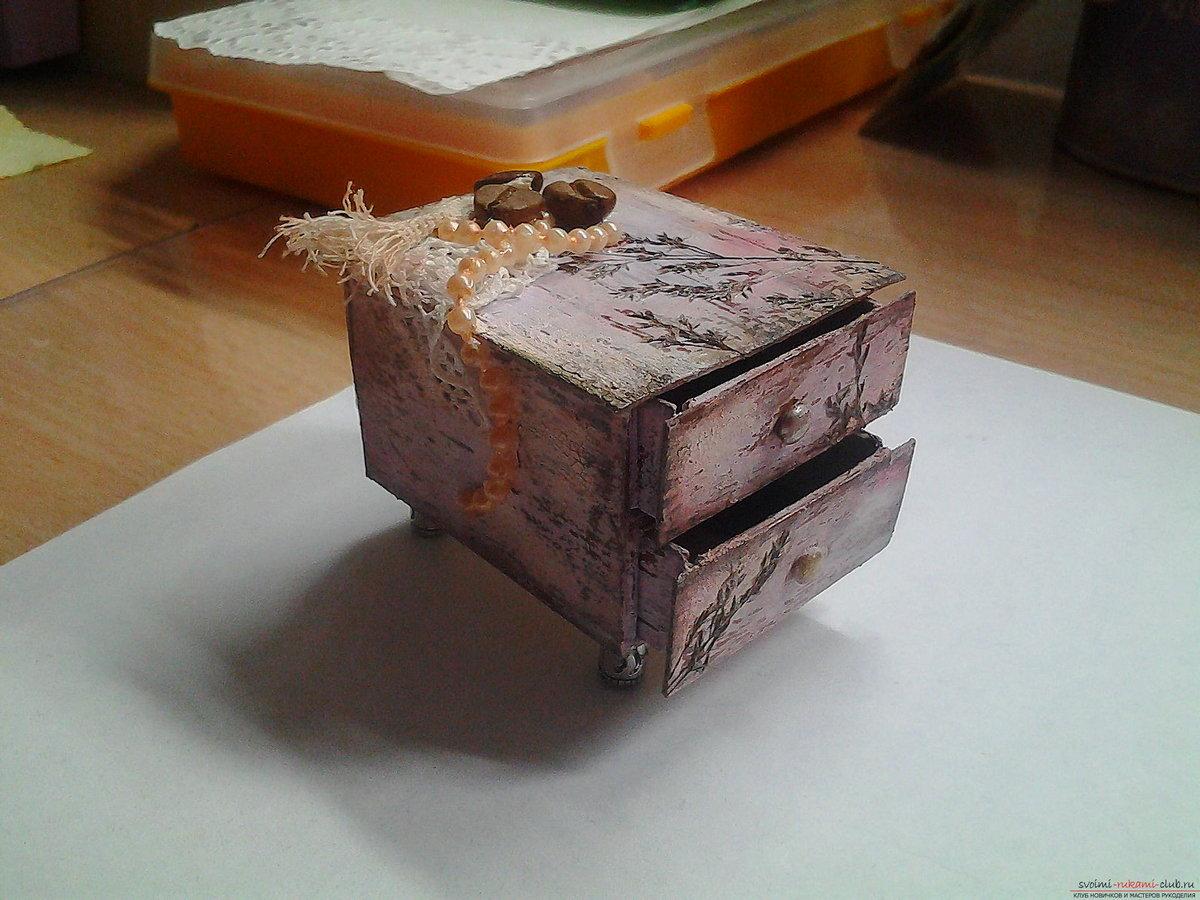 Поделки спичечных коробков фото
