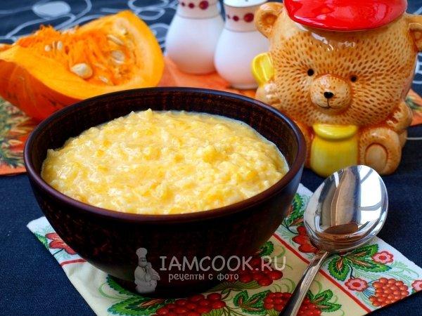 Рецепты из молока и риса