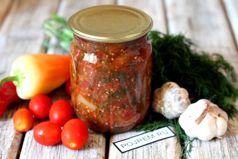 Лечо по болгарски рецепт
