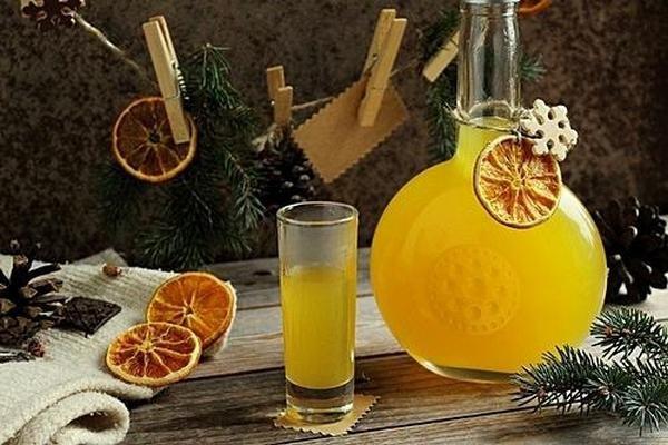 Апельсиновый ликер куантро в домашних условиях