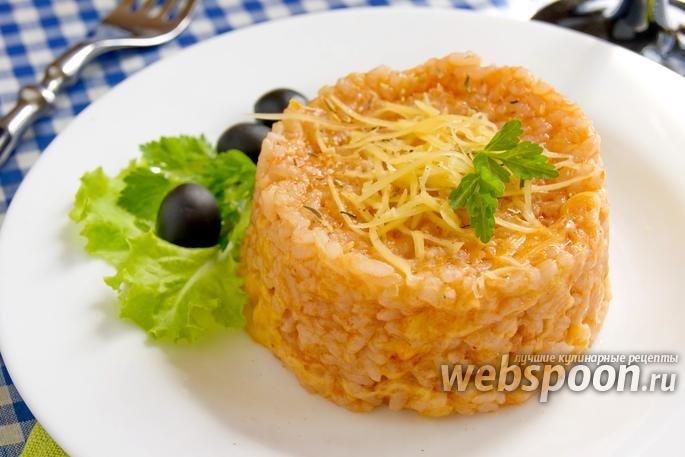 Простые рецепты риса фото