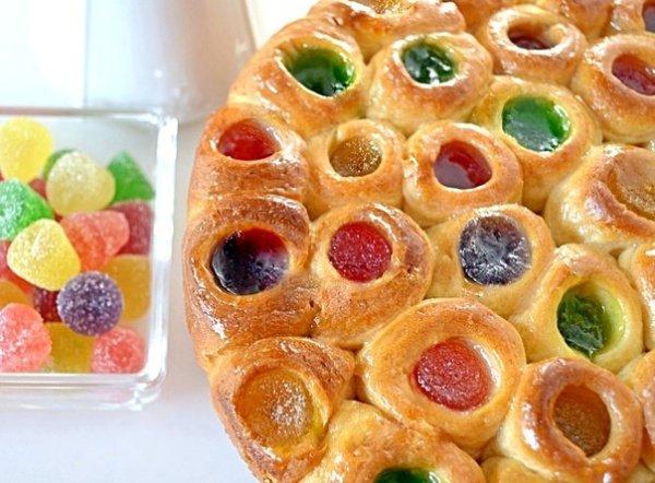Пирог с мармеладом рецепт с