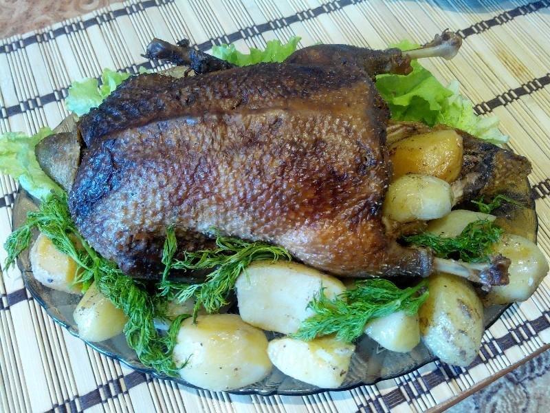 Рецепт приготовления утки в духовке с пошаговым рецептом