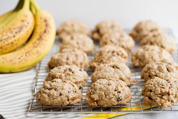 Овсяное печенье с бананами в домашних условиях