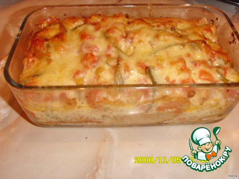 Рецепты блюд из куриного филе в духовке