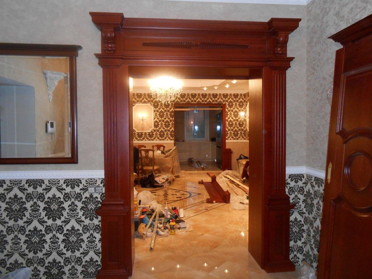 Как сделать портал из дома в дом