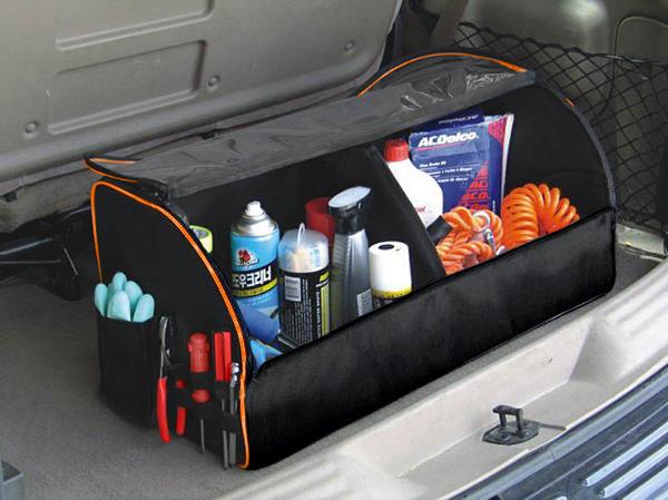 Ящик в багажник автомобиля своими руками