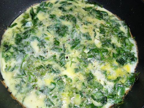 шпинат рецепт фото