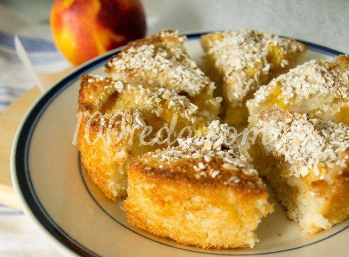 Персики из творога рецепт с пошагово