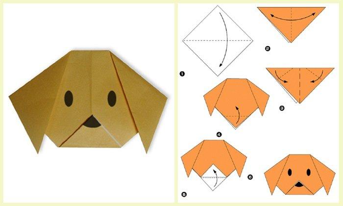 Фото как сделать из бумаги животных