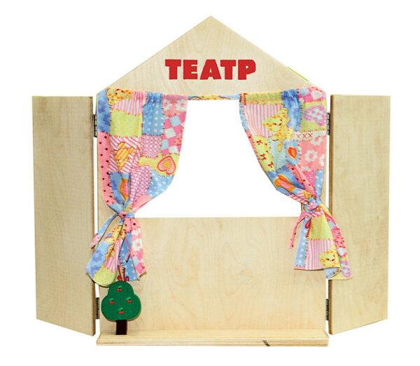 Кукольный театр ширма для детского сада - sannto - LiveJournal