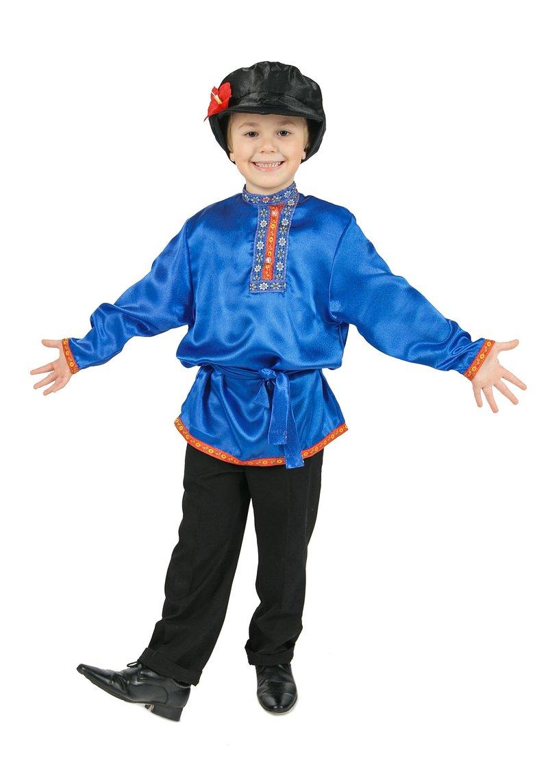 Народный костюм своими руками для мальчика