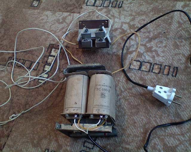 Как своими руками зарядное устройство для автомобильного аккумулятора