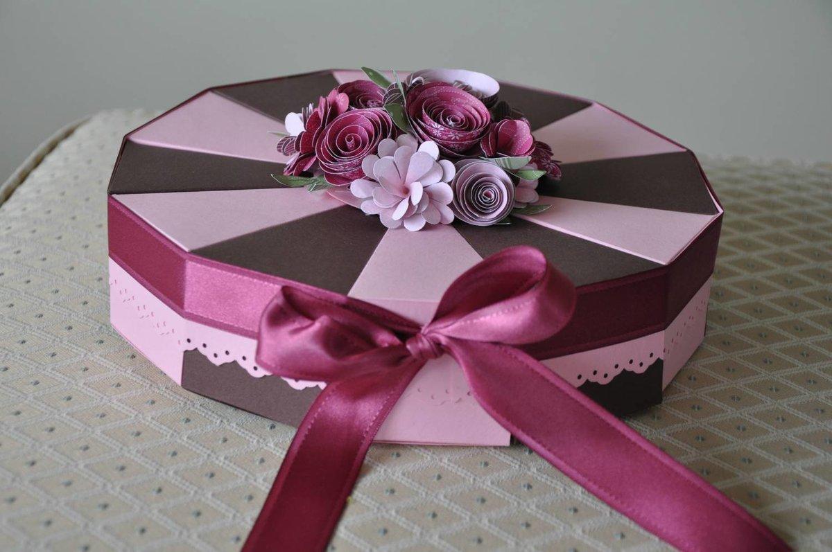 Подарок бумажный торт с пожеланиями для мужчины7