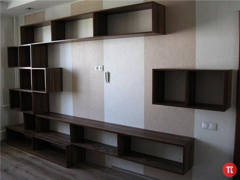 Собрать гостиную мебель своими руками