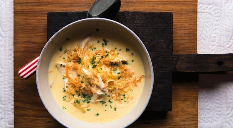 Сырный суп как в теремке рецепт с фото
