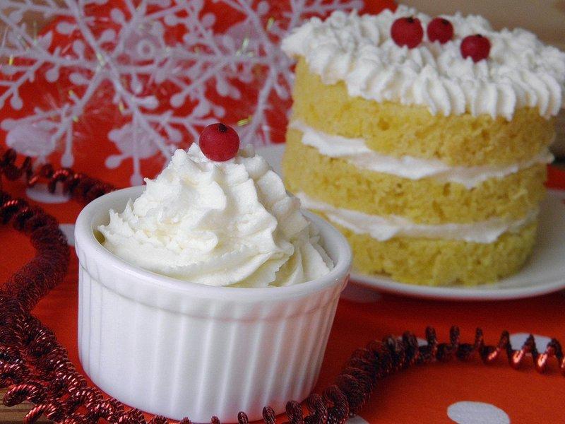Креме для торта рецепт с пошагово