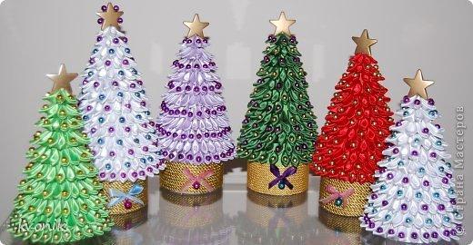 Поделка новогодняя елка своими руками