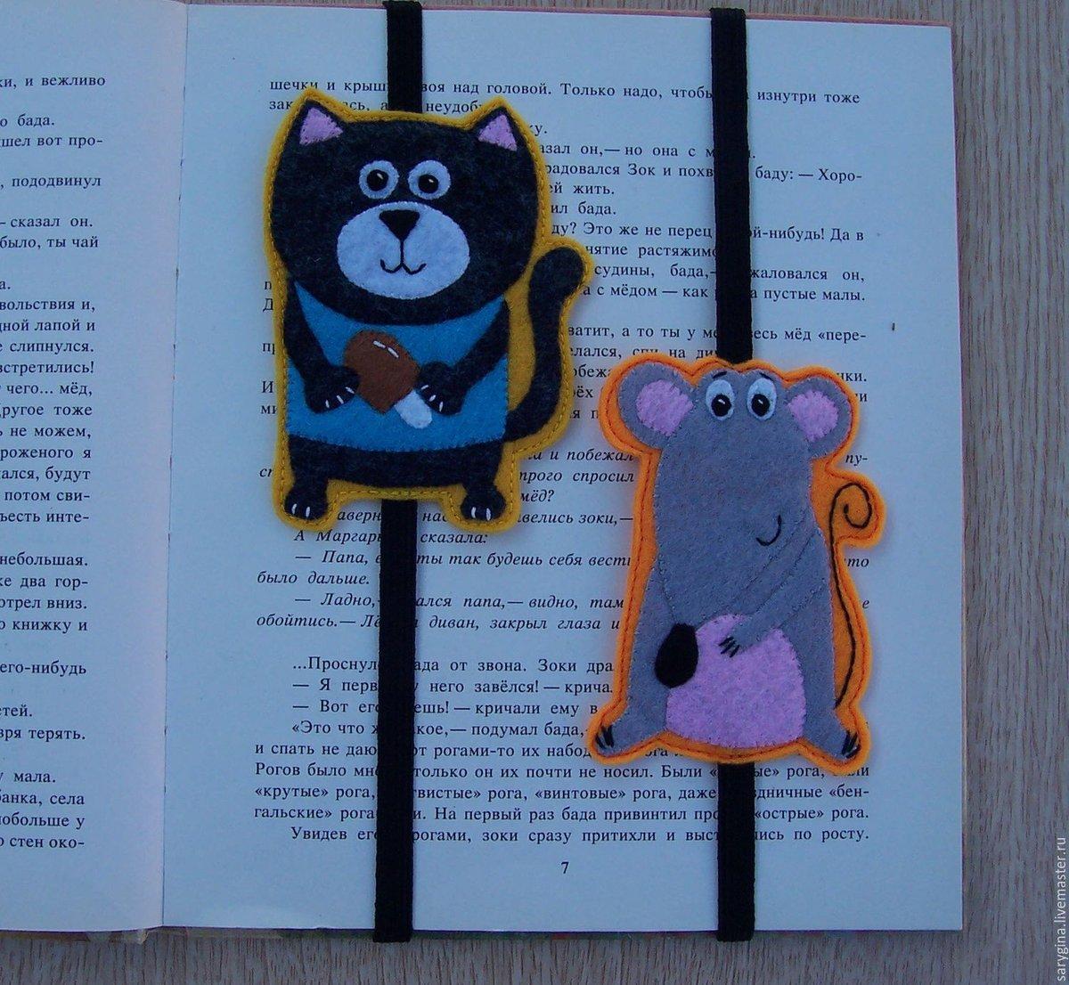 Как сделать закладки для книг из бисера