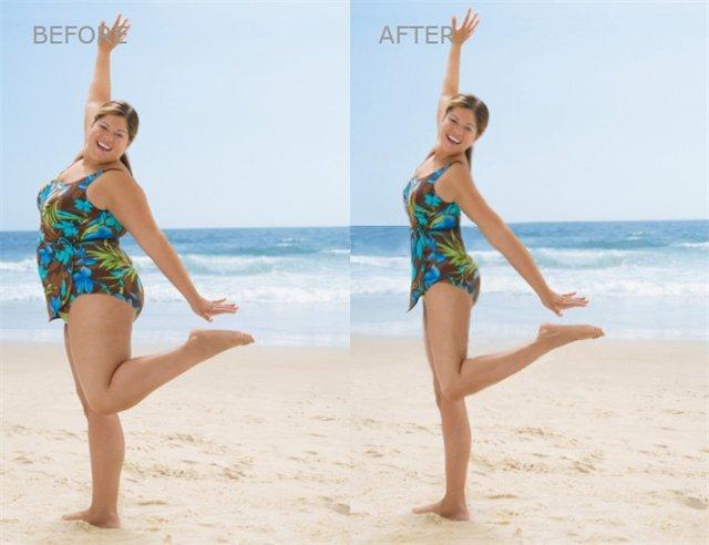 Как питаться на море чтобы похудеть