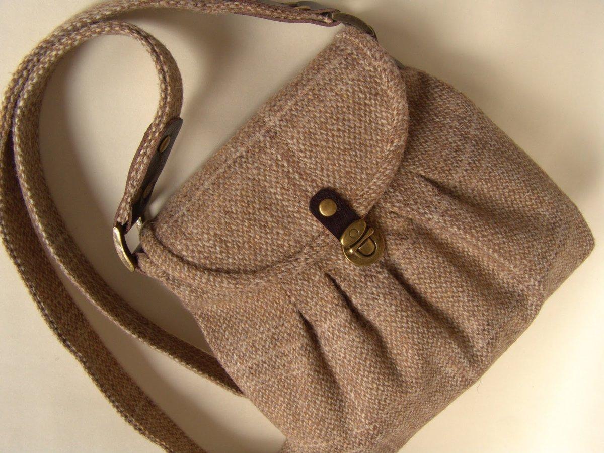 Как пошить сумку через плечо собственными руками 91