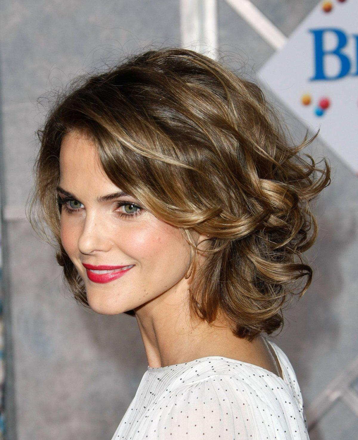 Причёски на средние волосы в домашних условиях повседневные 967