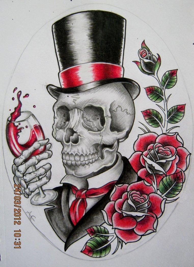 «Эскизы татуировок с розами» коллекция пользователя iczencko2016 36