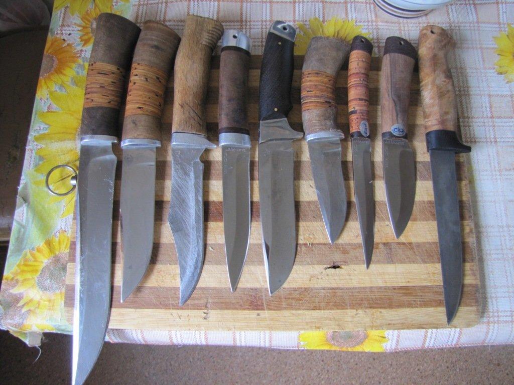 Как изготовить нож своими руками