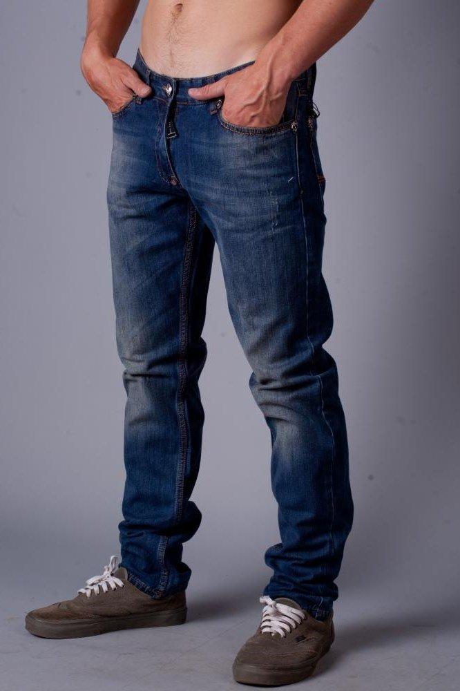 Какие джинсы модные в 2017 году мужские