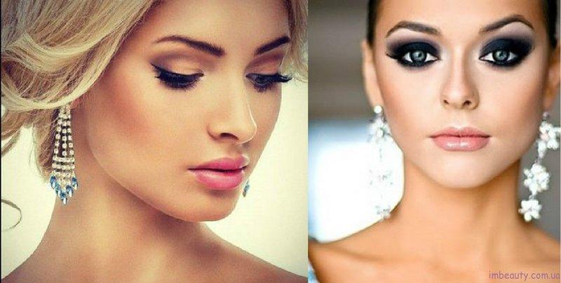 Вечерний макияж модный