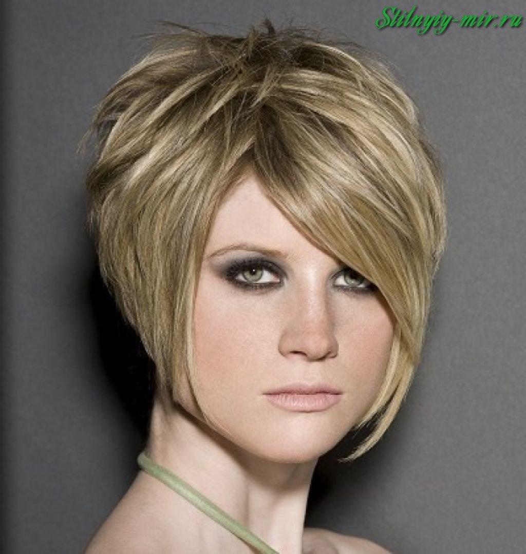 Женские прически для густых и жестких волос