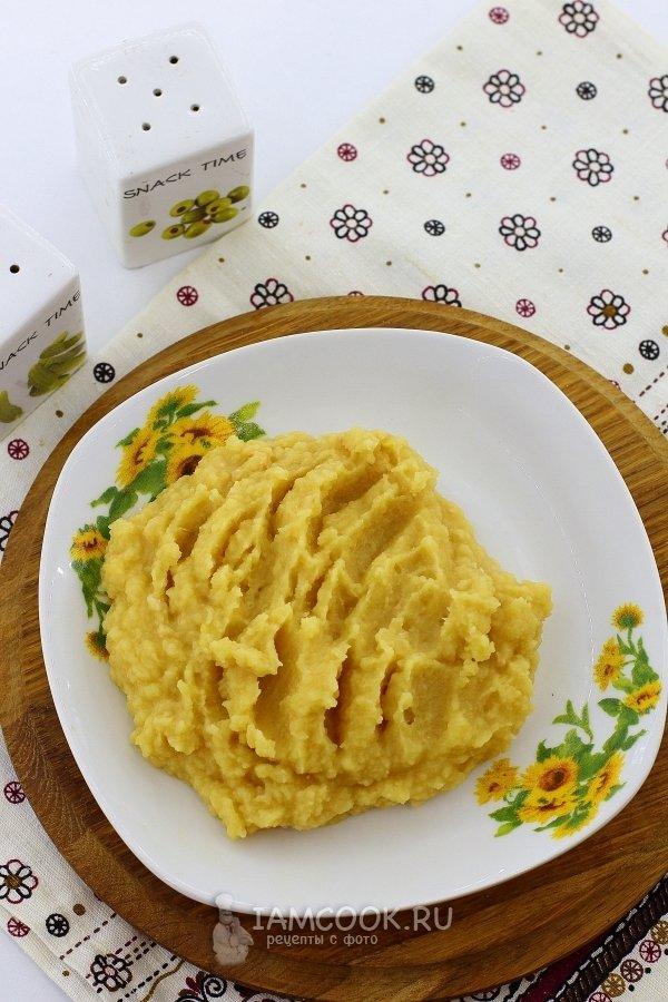 Рецепт каши гороховой с фото