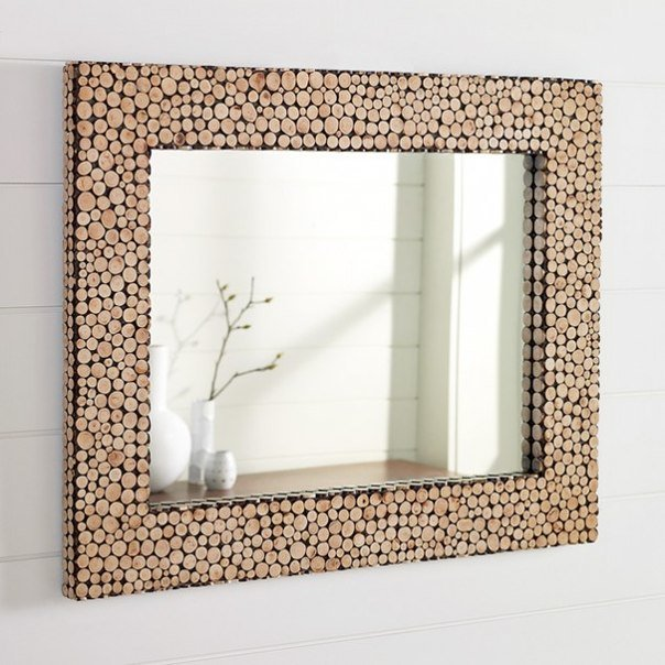 Сделать рамки для зеркала своими руками