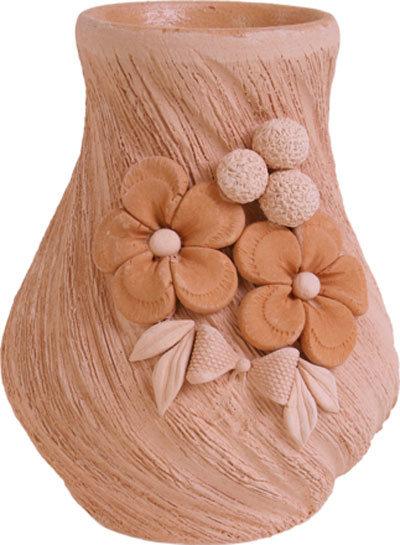 Как сделать вазу из глины своими руками