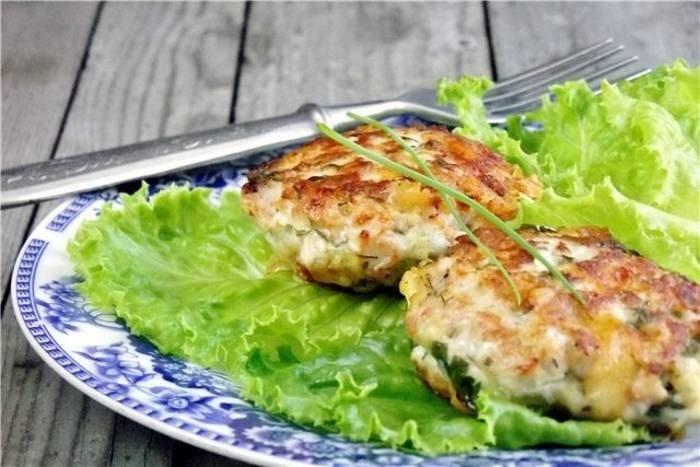 Котлеты из курицы рубленные с сыром рецепт с пошагово