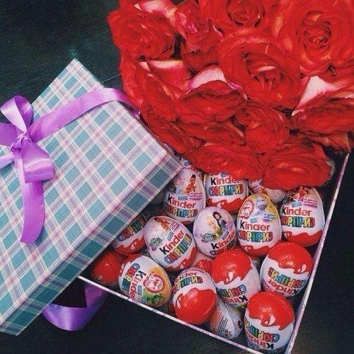 Фото подарки на день рождение