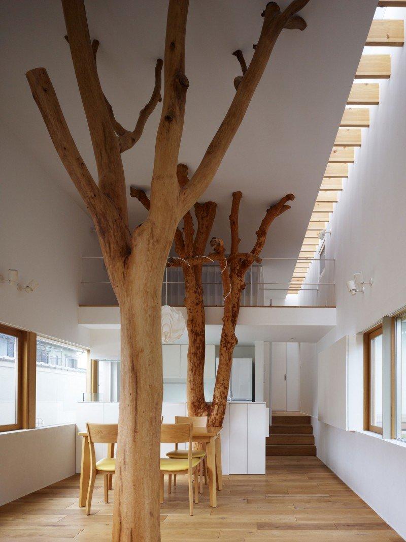 Как сделать настоящее дерево