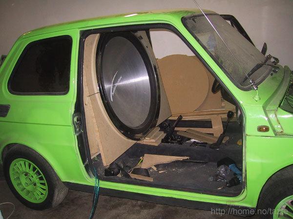 Сделать  для автомобиля ваз 145