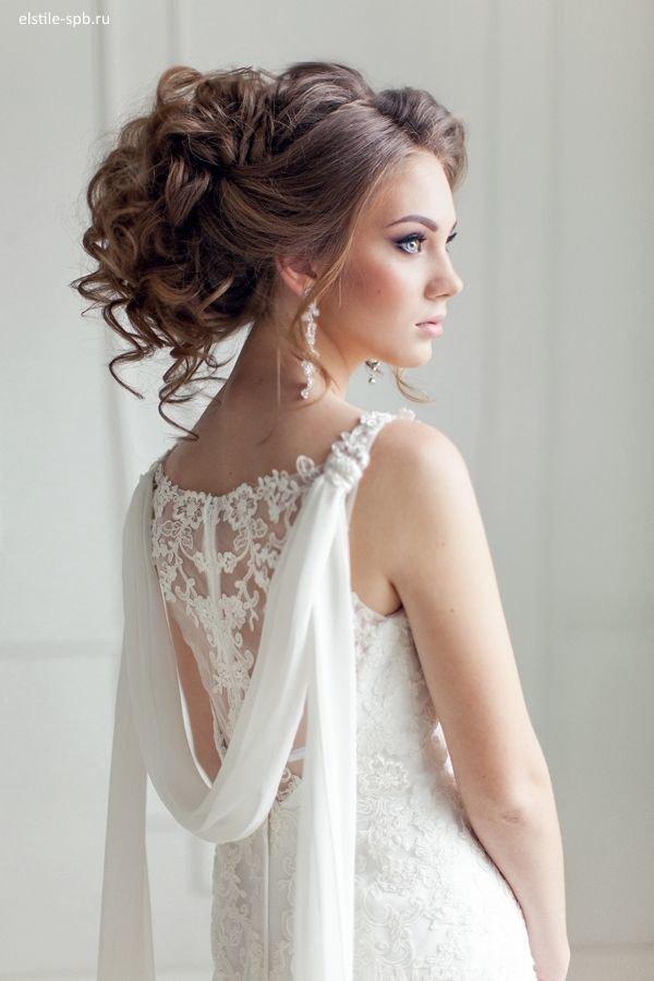 Прически для невесты греческом стиле
