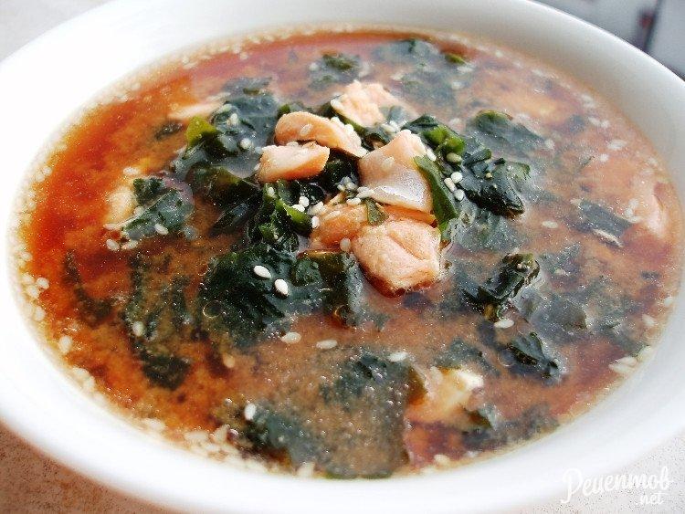 Рецепты суп мисо рецепт с пошагово