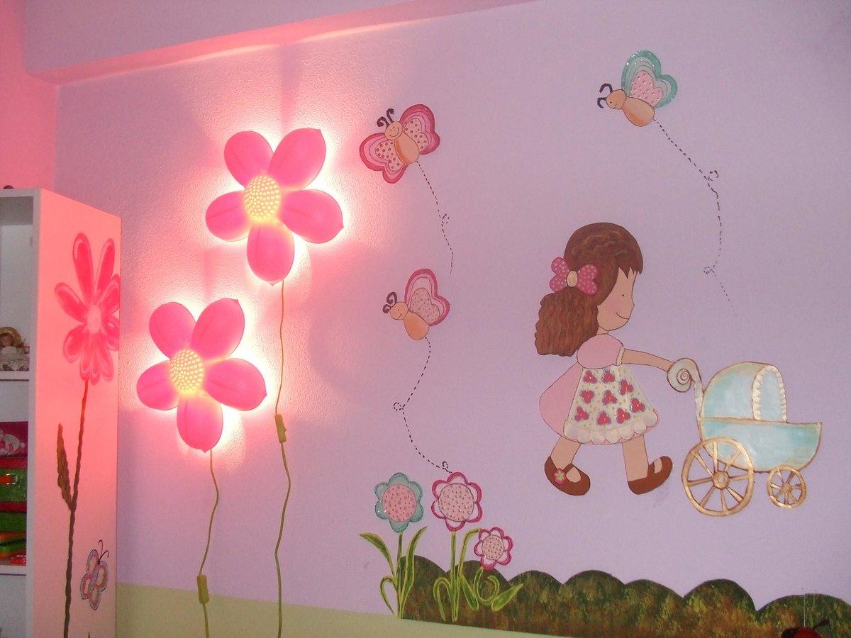 Как украсить детскую комнату своими руками? 8 способов 30