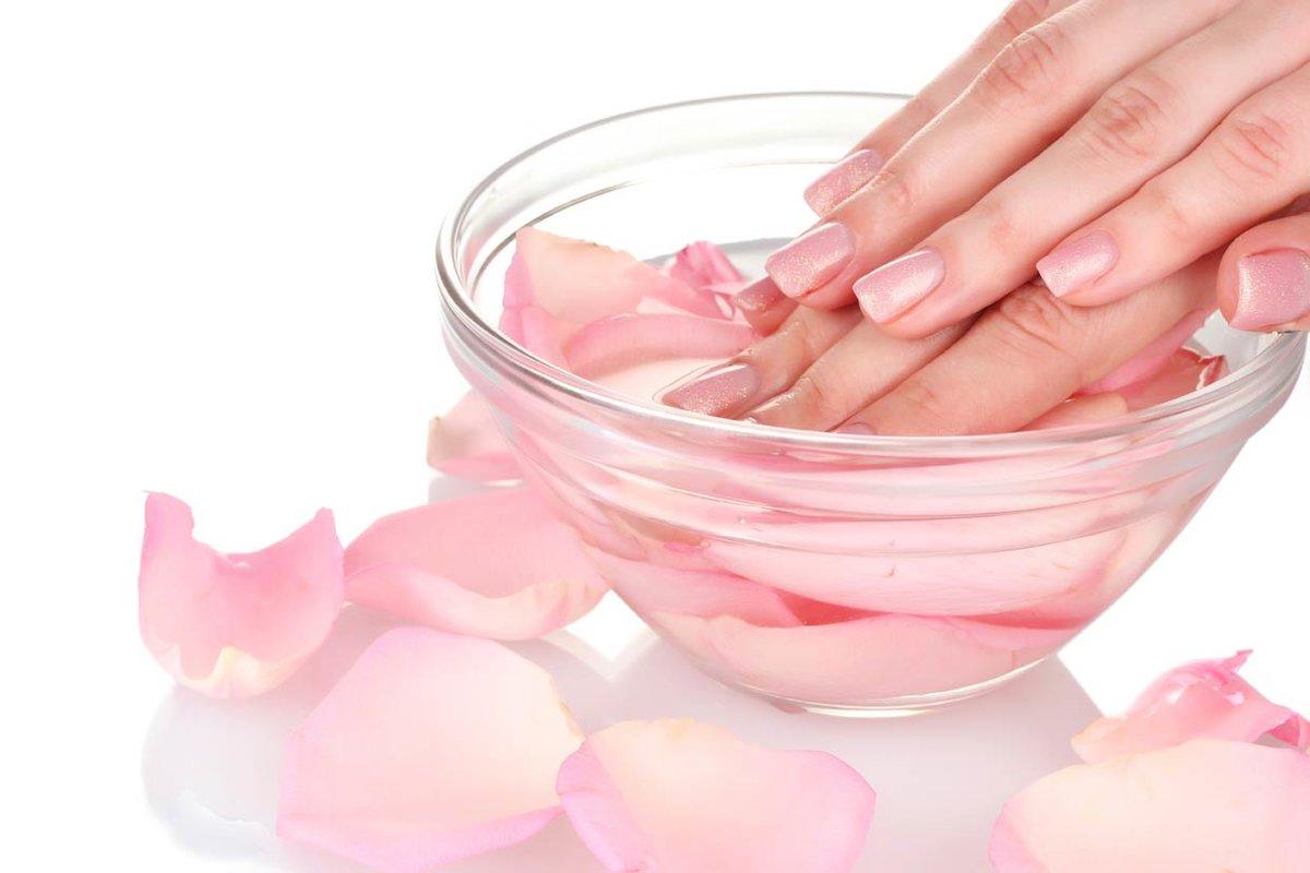 Из чего сделать ванночку для ногтей в домашних условиях 869