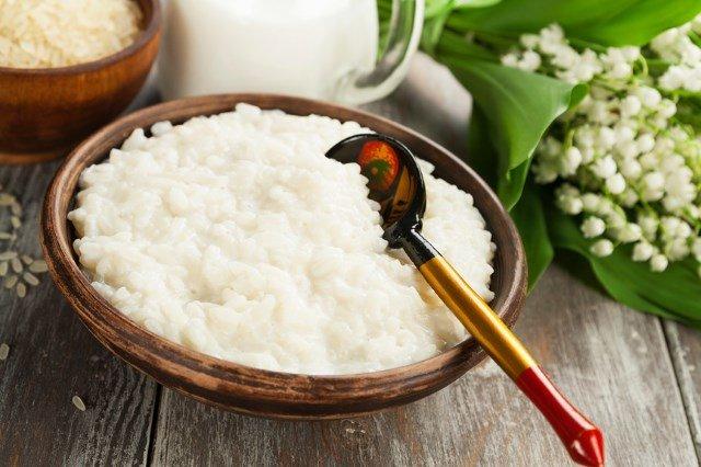 Рисовая каша в пароварке