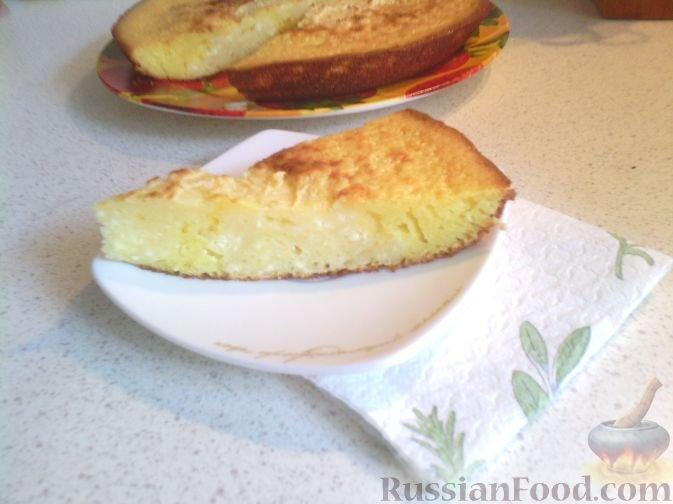 Пирог из сметаны и творога в духовке рецепты с