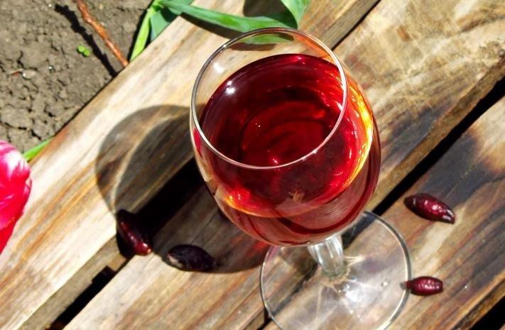 Рецепты вина из шиповника в домашних условиях 243
