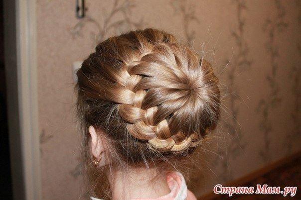 Техника плетения кос. - карточка от пользователя miss.edalova в Яндекс.Коллекциях