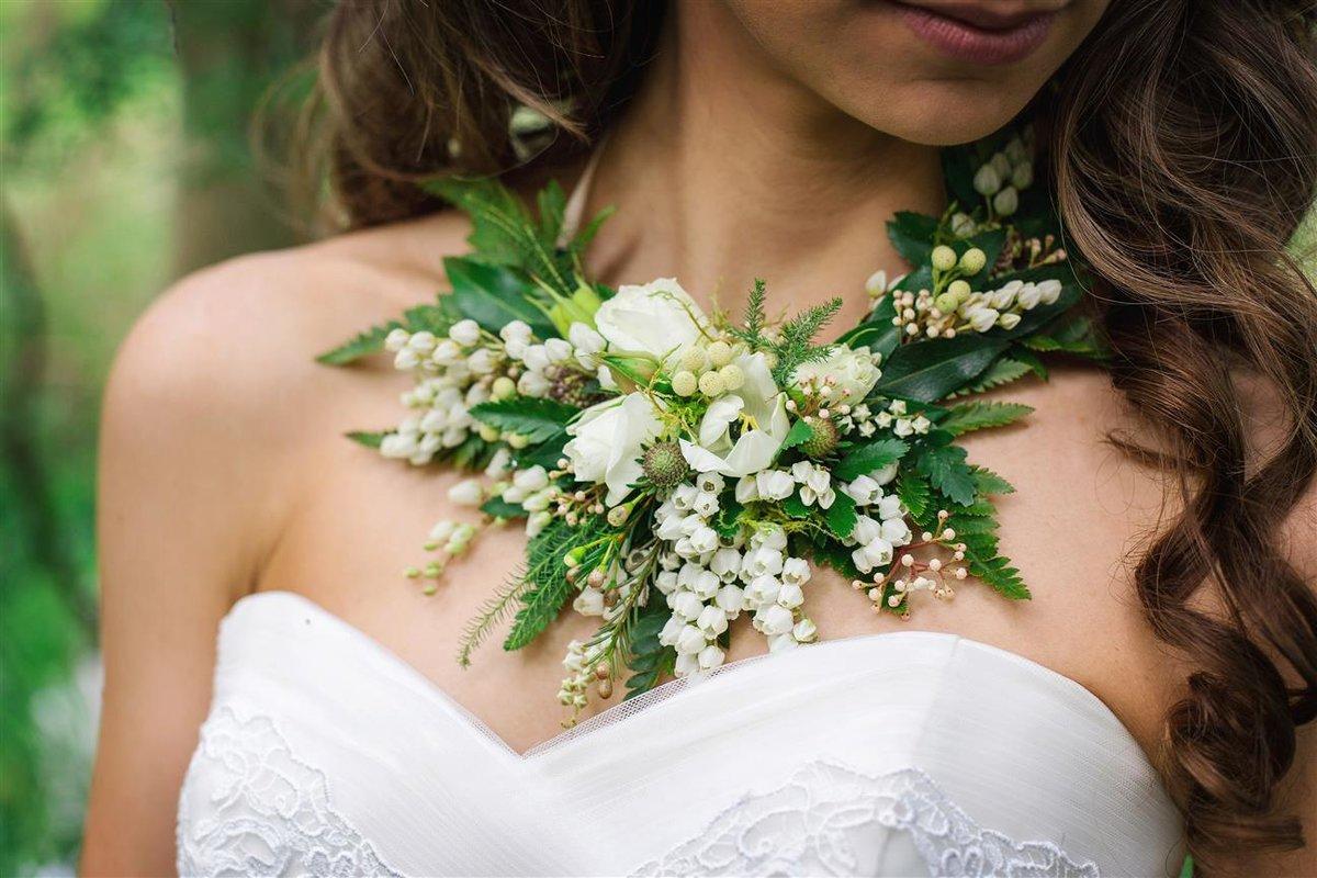 Невеста из цветка фото