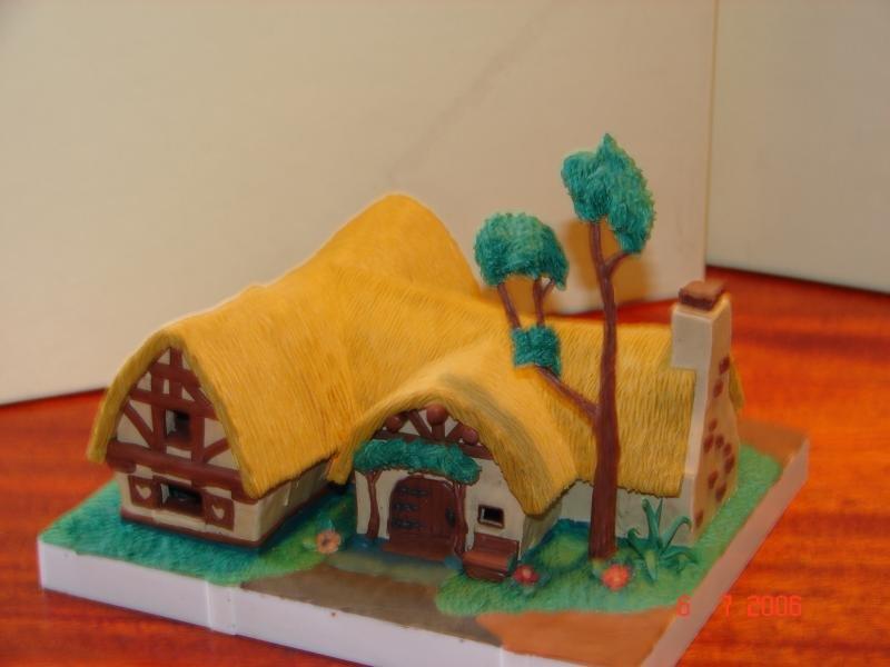 Как сделать домики из пластилина своими руками