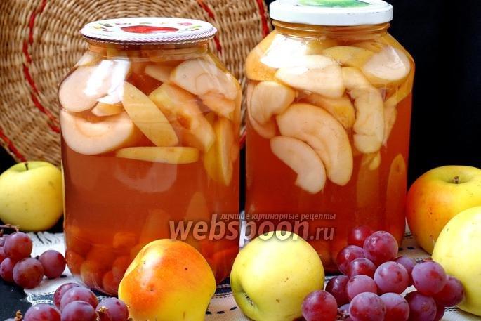Рецепты из яблок на зиму с пошагово