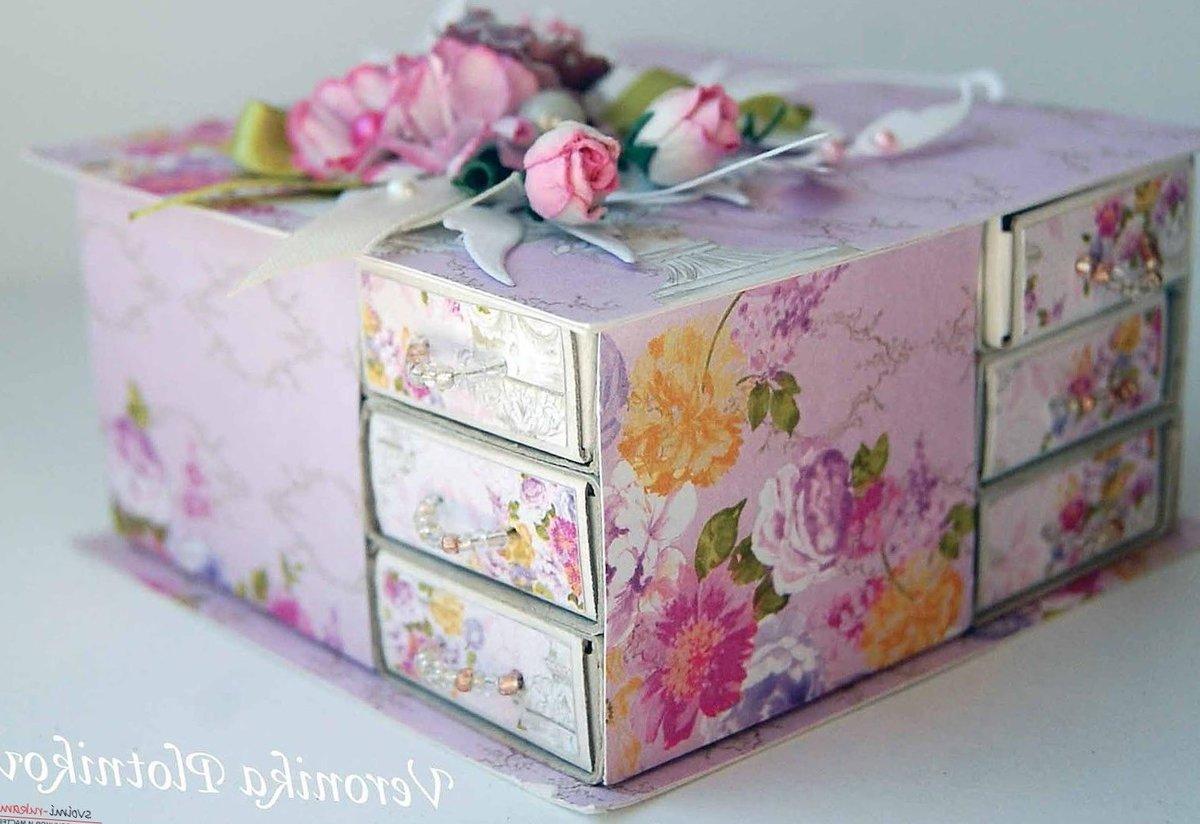 Подарки своими руками бабушке на день рождение от внучки